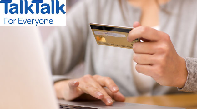 talktalk online shopping survey