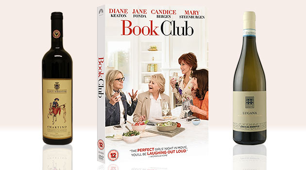 Book Club DVD competition