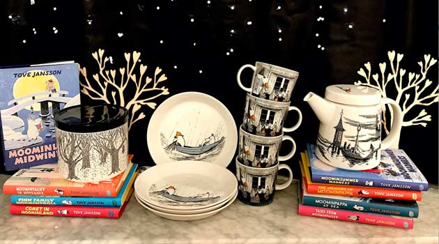 Moomin Christmas competition