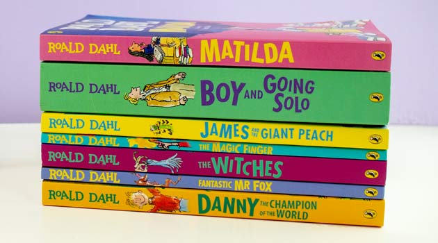 Roald Dahl competition