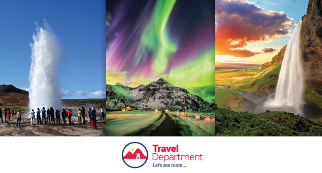 travel department iceland competition