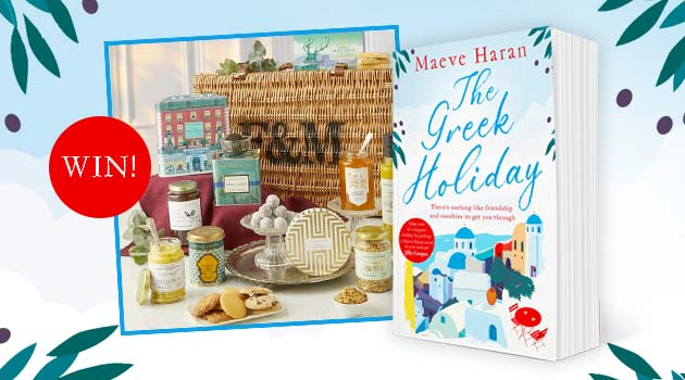 the greek holiday competition