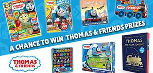 thomas and friends competition