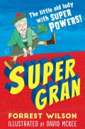 Super Gran book cover