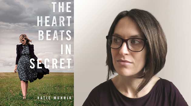april book club the heart beats in secret