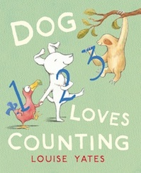 Dog Loves Counting