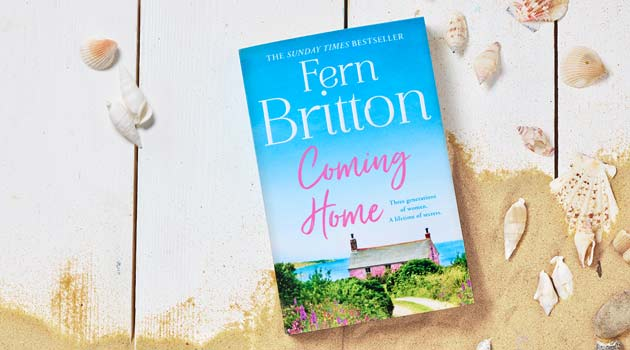 Coming Home book giveaway