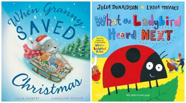 Best children 39 s books for christmas 2015 gransnet for Children s craft books