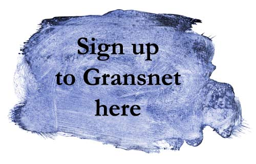 sign up to gransnet