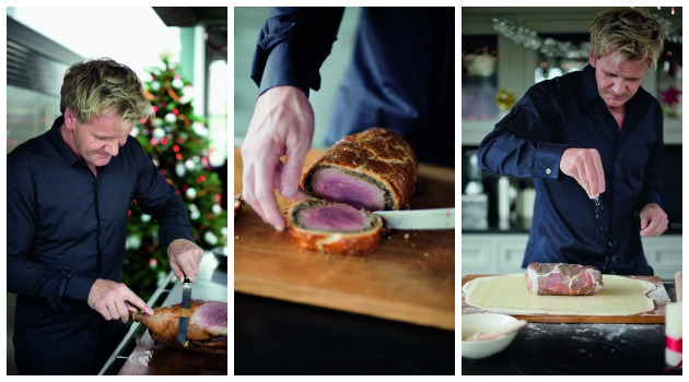 Christmas turkey alternatives from Gordon Ramsay | Gransnet