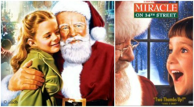 miracle on 34th street film jackets - Best Christmas Films