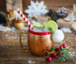 Non-alcoholic Christmas drinks