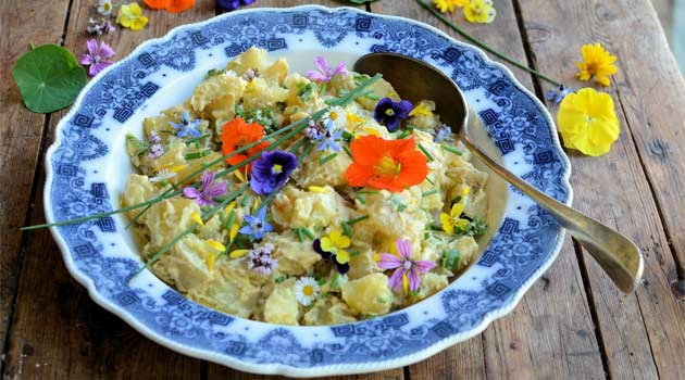 provencal potato salad
