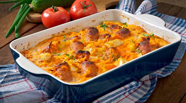 Sausage casserole recipes