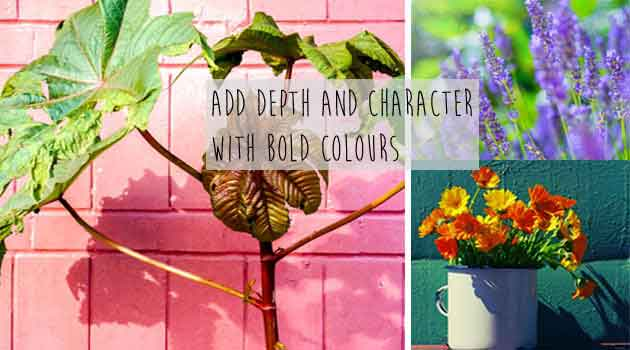 garden paint colour ideas
