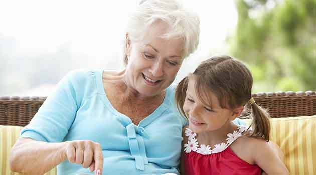 Top 10 tips for long distance grandparenting