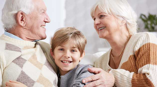 Grandparents Rights - Do Grandparents Have Rights?