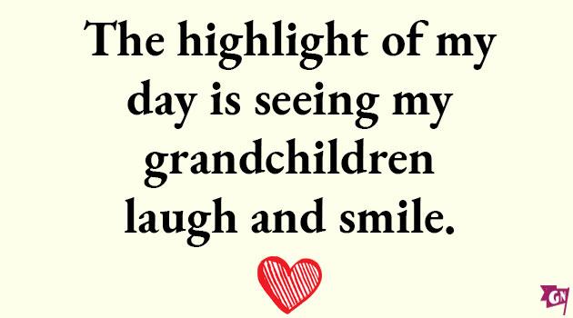 Grandparents\' quotes