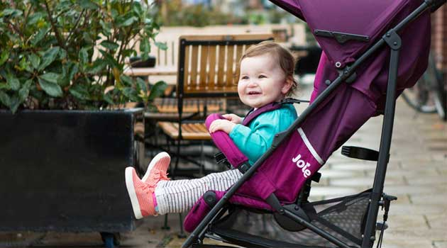 Joie Nitro best budget pushchair