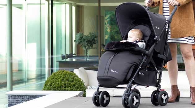 Silver Cross Reflex pushchair