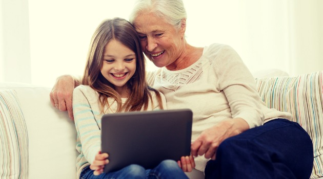 Apps for grandparents