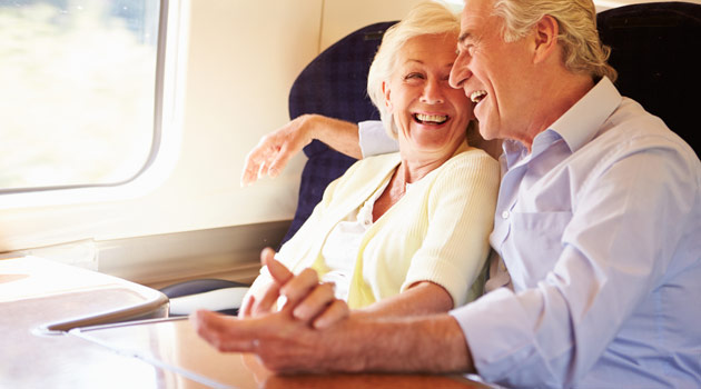 travel discounts for over 60s