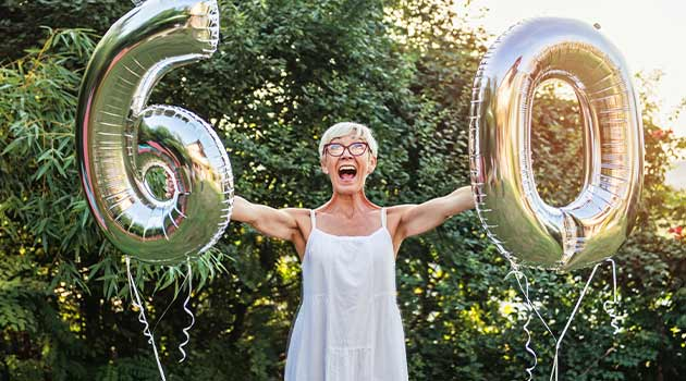 60th Birthday Ideas How To Celebrate Your 60th Birthday