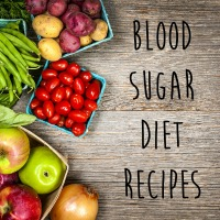 blood sugar diet recipes