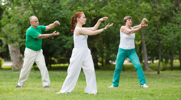 Tai Chi for Over 50s - Tai Chi Health Benefits and Classes