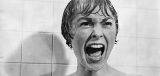 woman screaming from psycho film