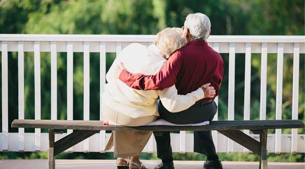 how retirement affects marriage