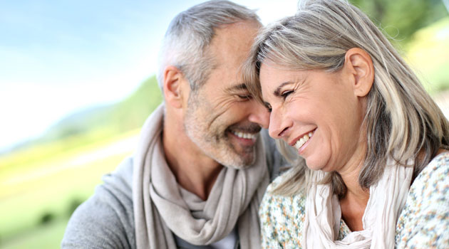 What to do in a new relationship when you're over 50