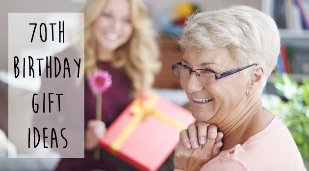 70th Birthday Gifts Gift Ideas For Her