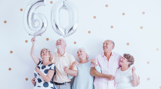 60th Birthday Ideas How To Celebrate Your