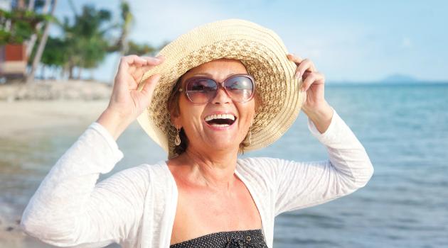 Beauty tips for older women