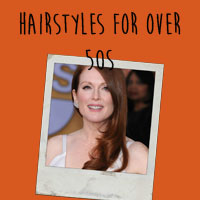 hairstyles for over 50s