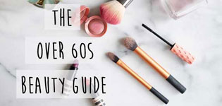 over 60s beauty guide