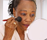 makeup for older women
