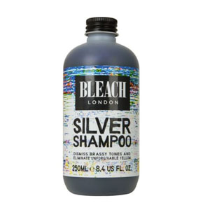 bleach london silver shampoo