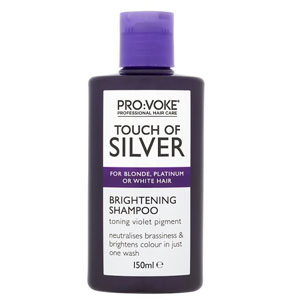 provoke touch of silver shampoo