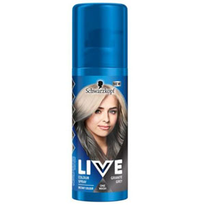 schwarzkopf live colour temporary