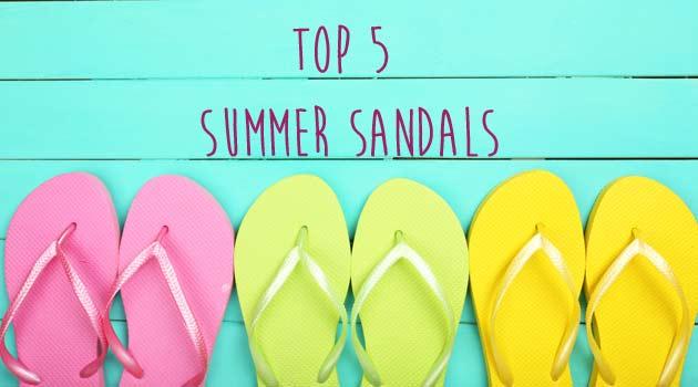 6e0c11597539 Best summer sandals