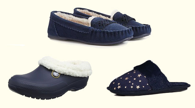 Cosy slippers to see you through winter | Gransnet