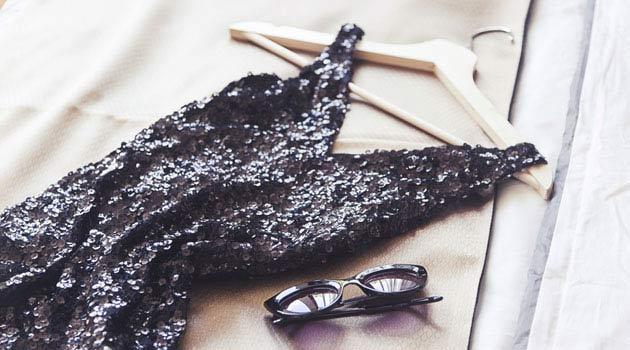 capsule wardrobe little black dress