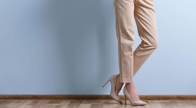 capsule wardrobe trousers