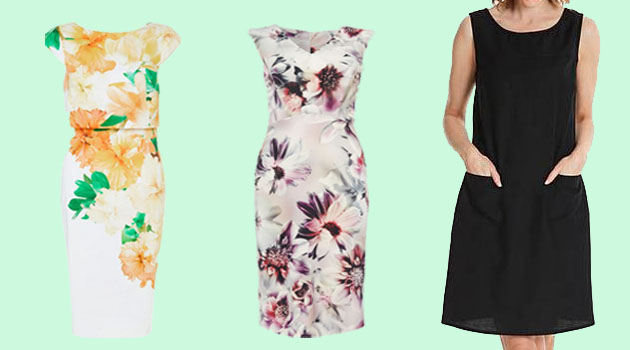 fifty plus spring dresses shift style