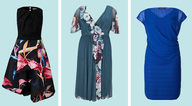 Mother of the bride outfits plus size