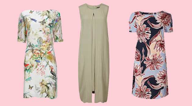 womens spring tunic dresses