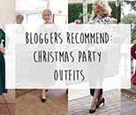 xmas dress bloggers recommend
