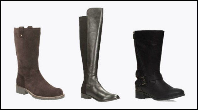 The best wide-fit boots on the high street